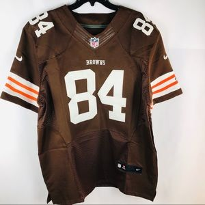 Browns Football Jersey Cameron #34 Size 48